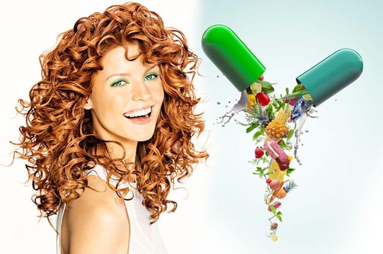 Вітаміни для волосся: як повернути волоссю блиск, маски для волосся з вітамінами